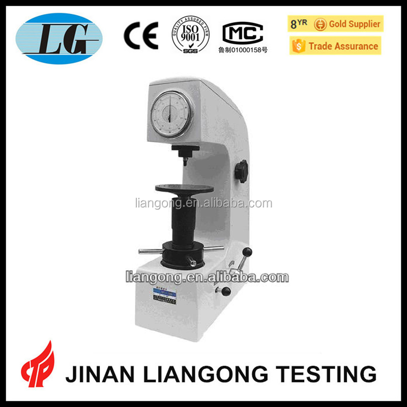 cyanide layer hardness tester/rockwell hardness tester price
