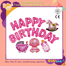 wholesale happy design birthday decoration balloon