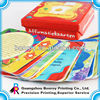 card box and shiny flashcard printing
