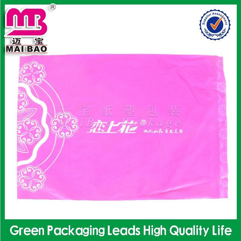 designed printed packing list enclosed adhesive envelope