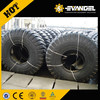 Genuine damping rubber for Jonyang wheel excavator JLY615E JLY619E