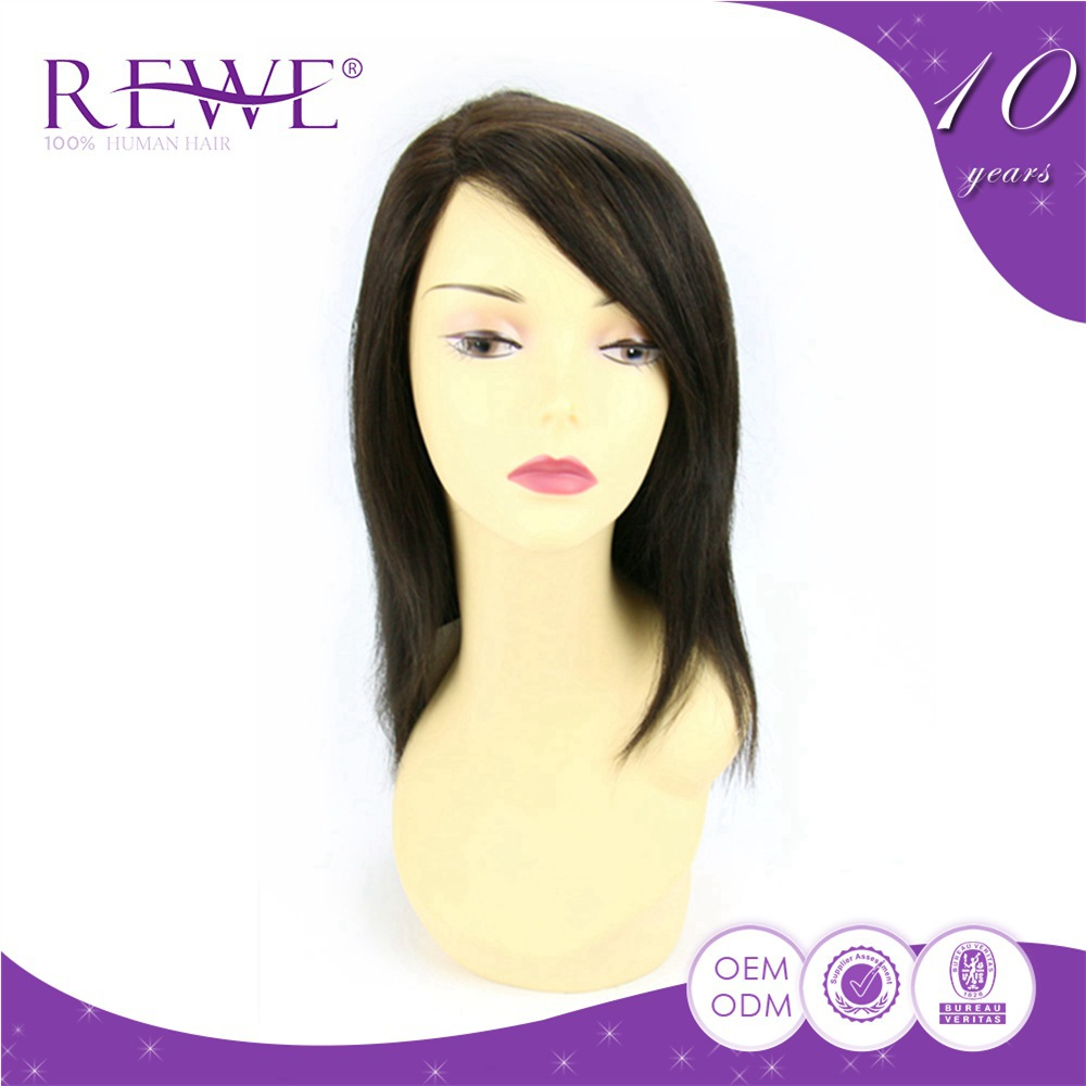 Custom Print 2 Year Warranty Remy Freestyle Invisible Hair Line Full Lace Wigs