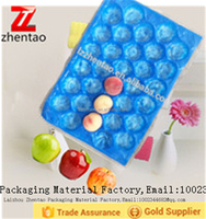 Factory Direct Sale Customized Blister Packaging PP Stackable Fruit Tray Insert