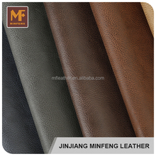 China name brand high quality wholesale pu lambskin leather fabric
