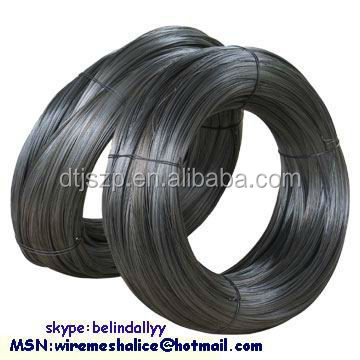 Construction Soft Black Annealed Wire for Binding Supplier