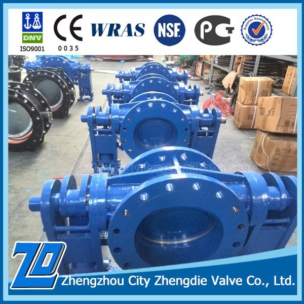 Factory Henan China HD41Xb double flange check valve