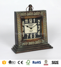 Clockwork Desk Clock Customized Desk Clock Design Table Clock