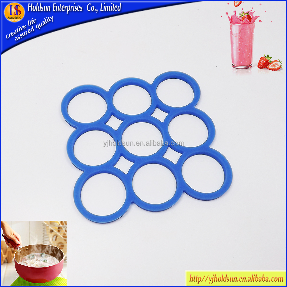 Heat Resistant Silicone Anti Slip Table Pad