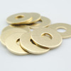 Quality Assurance Din Flat Round Brass Gasket Copper Washer