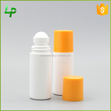 80ml PP Deodorant Plastic Roll On Bottle Wholesale
