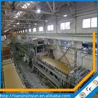 hight quality machine for making paper/pulp board equipment