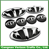 wholesale high quanlity custom car emblems and badges car badges original car grille emblem badges