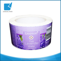 China online shopping recyclable luminous label with your own logo