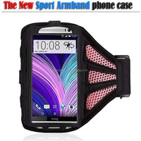 Mobile Phone Armband Case for htc one m8, sport armband case for samsung galaxy s6