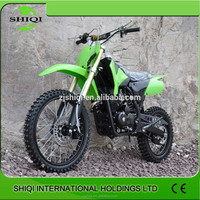 powerful gas used dirt bike with high quality for sale/SQ-DB205