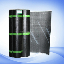 SBS modified bitumen rubber waterproof roof membrane with size stability