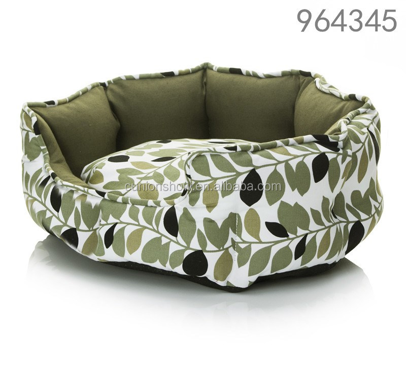 newest design waterproof canvas fabric nature beds unique products market for dogs with removable cushion