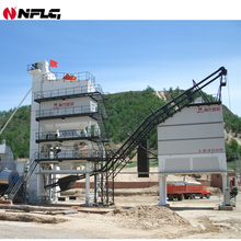 Supply mobile drum mix asphalt plant and related equipments