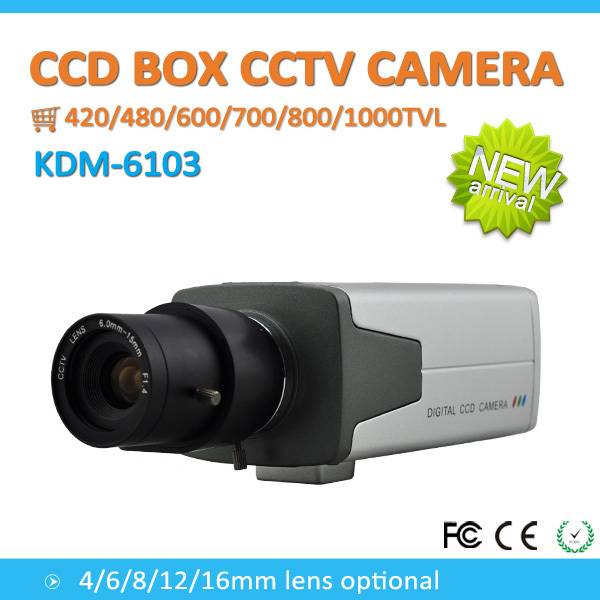 Super Cheap CCd BOX Camera 600TVL sony 4140 639 638