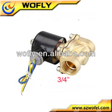 2way hot water Uni-d hs code for solenoid valve