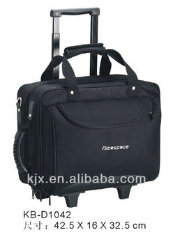 travel luggage airline pilot cabin trolley valise