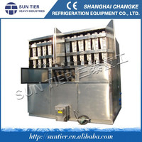 3tons big cube ice machine for ice plant ice factory