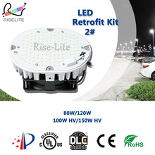 Wholesale illumination 400w traditional street light replacement led retrofit kit with 5 years warranty outdoor lighting