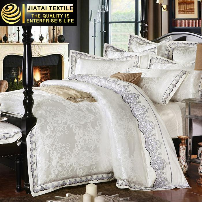 hotel bed set 9pc, luxury sets comforter queen size silky bed linen