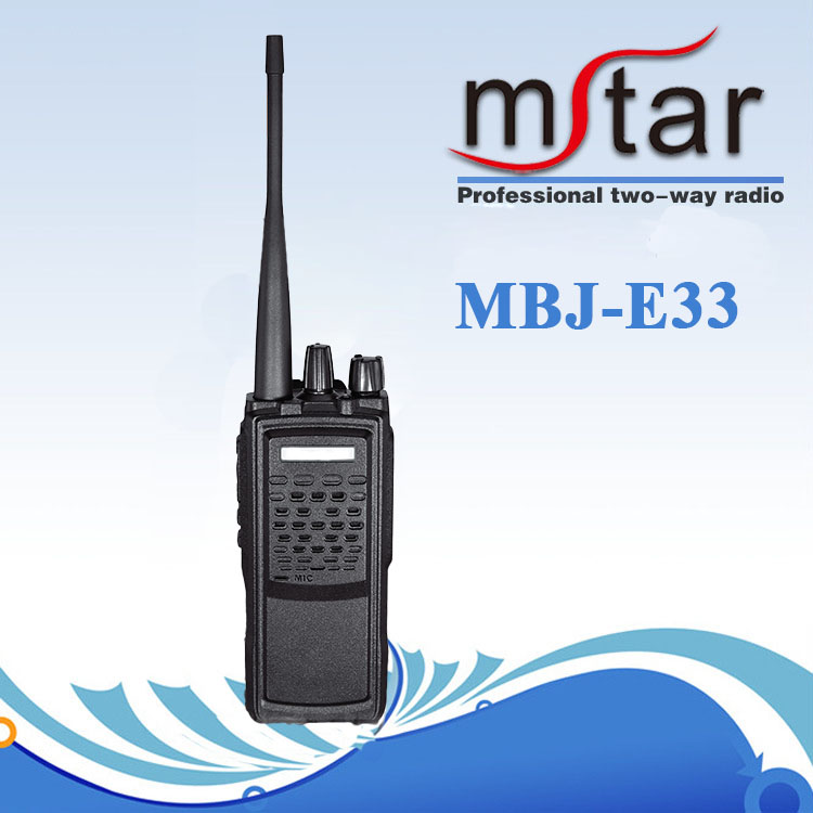 Cheap radio 8W 16CH Two-Way Radio UHF&VHF handheld interphone