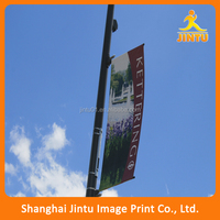 pole banners, street banners, vinyl banner printing