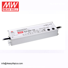 80W 12V LED Driver HLG-80H-12A MEAN WELL 12V 5A Power Supply