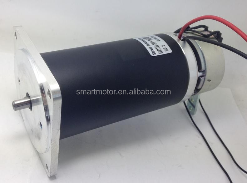 63mm 24v 200w 4500rpm Brushed Dc Motor used for mobility scooter E-scooter