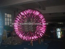 PVC/TPU giant hamster balls for human,zorb balls for sale uk ZB02