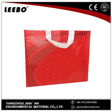 nonwoven fabric Handle customized shopping trolley bag
