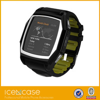 Waterproof sos location cell phone watch micro sim card watch mobile phone