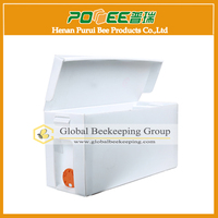 Hot sale Plastic bee box / Nuc Box Plastic bee hives for beekeeping tool