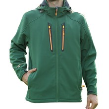 thermal fleece wind stopper jacket men outdoor sprots clothing