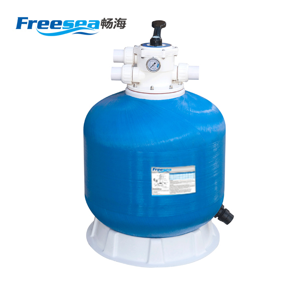 2018 FREESEA swimming pool equipment pump sand filter