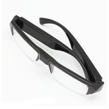 Hot Selling Eyewear Digital Glasses Camera Hidden Video & Audio Recording Ocular Glasses Lens Mini DV