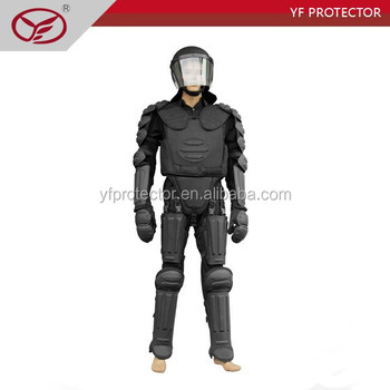 Competitive Stab proof full body anti riot gear for police