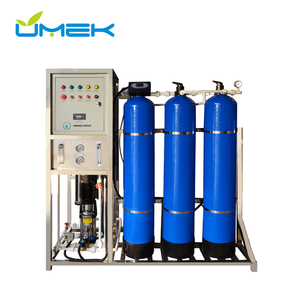 500lph 1000lph 2000lph Reverse Osmosis RO Water Treatment Plant Filter