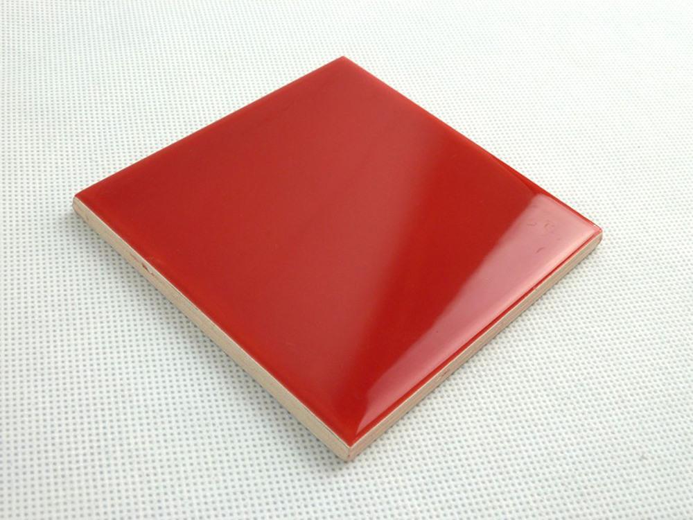 Red Color Glazed Ceramic Tile Foshan Ceramic City Buy Red Ceramic Tile Glazed Ceramic Tile