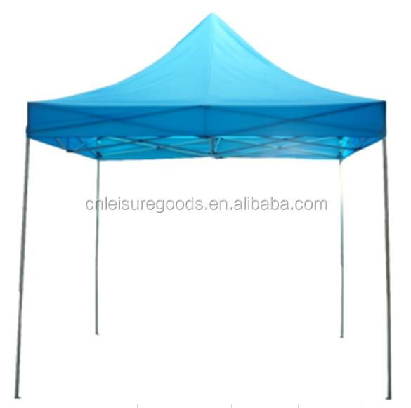 quality sharp top folding gazebo aluminium