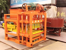 Hot! Latest technology germany automatic making machine QTJ4-28 concrete block/ brick pavers, auto brick making machine