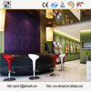 Italy style home decor vinyl wallpaper wall decoration 3d wall panel
