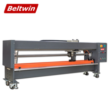 Beltwin fully automatic mobile v-belt finger punching making machine 1600