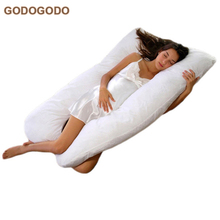 Wholesale Price Custom Design 60S Eco-Friendly U Shaped Maternity Pregnancy Full Body Pillow