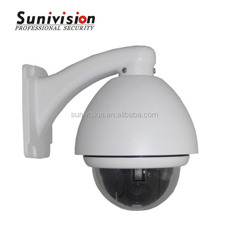 Outdoor Security sony effio 700TVL High speed dome speed Security camera 27X Optical Zoom CCTV Speed Dome PTZ Camera