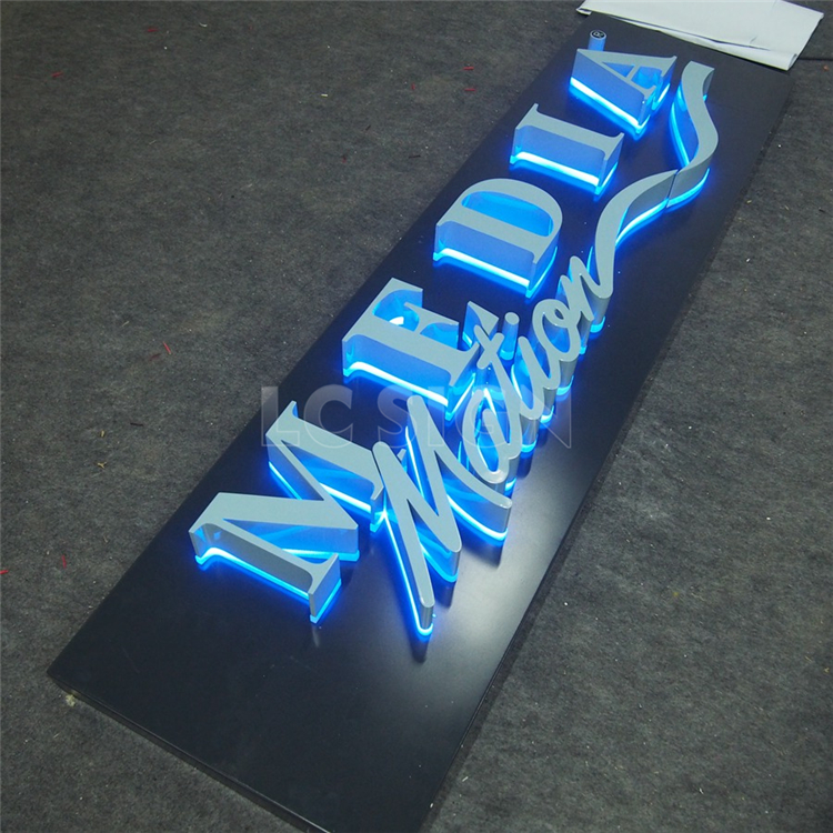 manufacture backlit acrylic illuminated 3d car logo