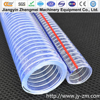 ChangCheng Wholesale PVC Steel Wire Flexible Reinforced Pipe/Tube/Hose